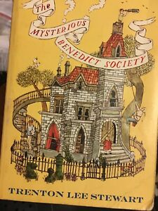 The-Mysterious-Benedict-Society-Paperback-Book-by-Trenton-Lee-Stewart-Pre-Owner