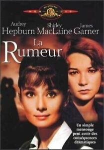 DVD-La-rumeur-Audrey-Hepburn-NEUF