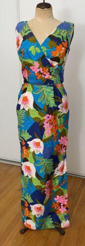 Kamehameha Cocktail Dress, Vintage Kamehameha Dres