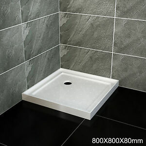 Image Is Loading 800x800 900x800 1000x800mm Square  Extra Strong Acrylic Fiberglass