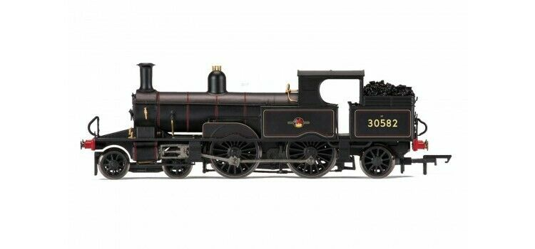Hornby R3334 BR (Late) 4 -4 -2T'Adams radial '30582 DCC Ready OO Gage NY