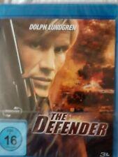 THE DEFENDER BLU-RAY  DOLPH LUNDGREN ORIGINAL  NEW & SEALED