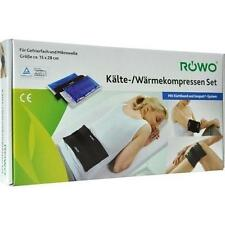 RÖWO Kalt-Warm-Kompresse m.Klettbandage 2 St. 1 P