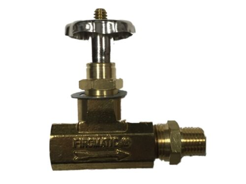 """WESTWOOD S220-10 3//8/"""" NPT Firomatic fusible valve w//reducing nipple installed"""