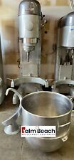 Hobart V 1401 Mixer 140 Quart Comes W Stainless Steel Bowl And Hook Attachment