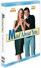 MAD ABOUT YOU - The Complete Fourth Season 4 (DVD, 4-Disc set) - Brand New!!
