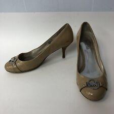 b34ce51be33 item 4 Michael Kors Shoes Heels Pumps Women Size 8.5M Tan Patent Leather  Upper -Michael Kors Shoes Heels Pumps Women Size 8.5M Tan Patent Leather  Upper