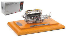 CMC M-112 Bugatti 57 SC Corsica 1938 Engine Model With Showcase - 1/18 Scale