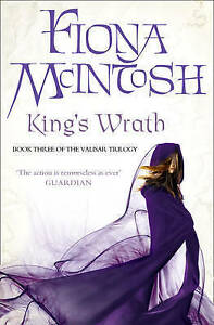 King-039-s-Wrath-Book-Three-of-the-Valisar-Trilogy-by-Fiona-McIntosh-HB-2010