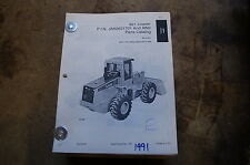 Case 621 Front End Wheel Loader Parts Manual Book Catalog List Spare Rubber Tire