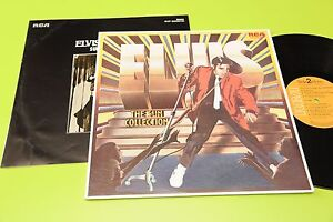 ELOVIS-PRESLEY-LP-SUN-COLLECTION-JAPAN-NM-INSERTO-AUDIOFILI