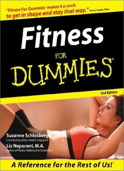 Fitness For Dummies,Suzanne Schlosberg, Liz Neporent
