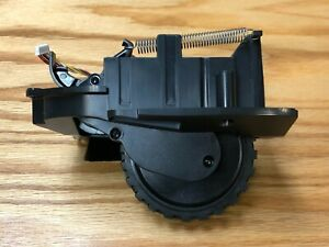 Shark Ion Rv850 Left Drive Motor And Wheel Replacement