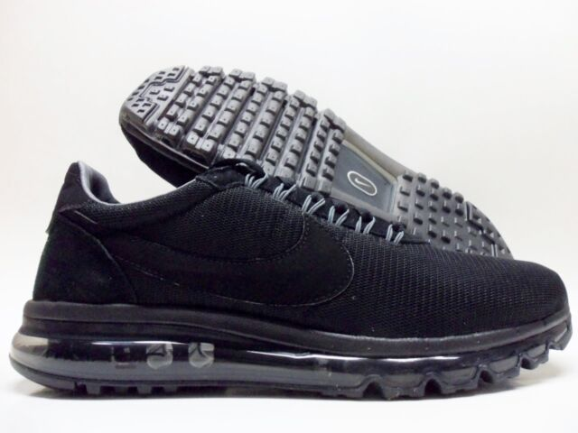 3cb559dbd2 Nike Air Max Ld-zero Size 10 Black Grey 848624-005 Mens Running ...