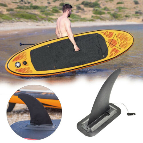 Durable SUP Removable Kayak Skeg Tracking Fin Integral Fin for Canoe Boat Dinghy