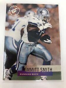 1995-Topps-Stadium-Club-Emmitt-Smith-130-Football-Card