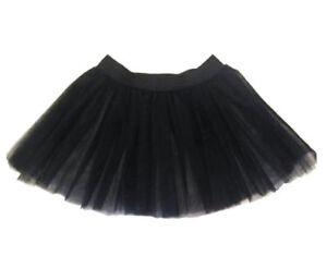Womens 3 Layer Tutu Fancy Dress Ballet Skirt Hen Party Halloween Clubbing