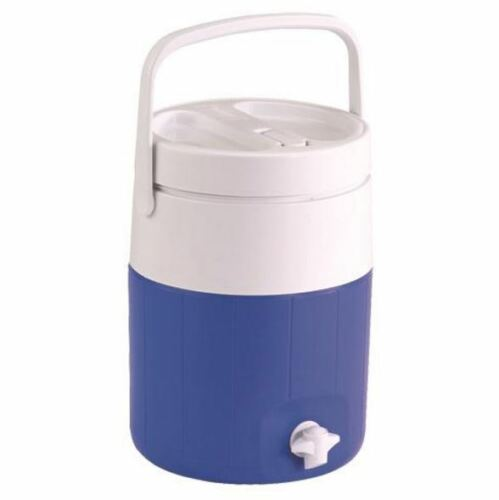 NEW COLEMAN COOLER JUG 7.5L SPORTS TRADESMAN WIDE MOUTH FLIP OUT SPOUT WATER
