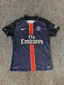 376c5ec38 Nike Dri-fit Fly Emirates Paris Saint Germain Psg Og Jersey Soccer ...