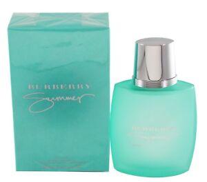 b9f875d9d14 Burberry Summer By Burberrys 2013 EDT 3.3 3.4 oz Spray For Men New ...