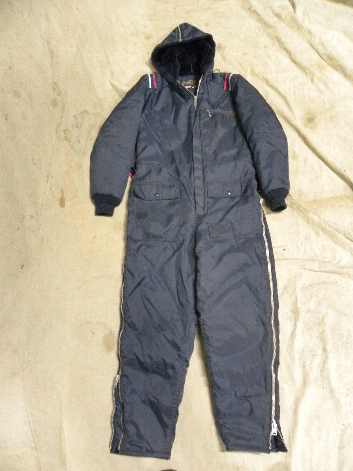Vintage Sears Sports Center Winter Snow Suit Größe Snowsuit Größe Suit
