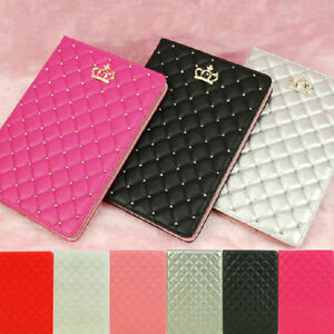 Luxury-Crown-PU-Leather-Smart-Case-Stand-Cover-for-iPad-air-2-iPad-3-4-mini-3