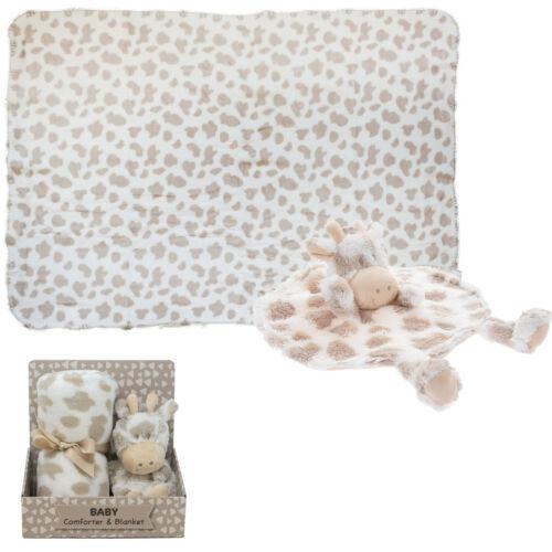 Super Soft Baby Animal Blanket and Comforter Set Choose Design
