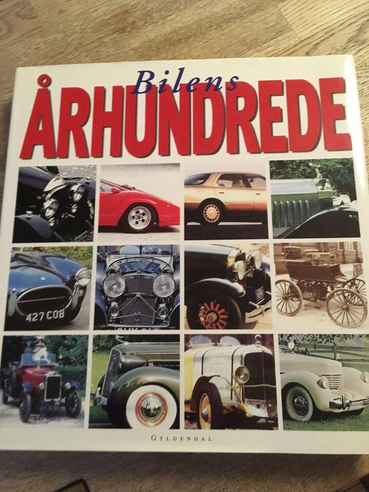 Bilens århundrede, Christer Glenning, emne: bil og motor