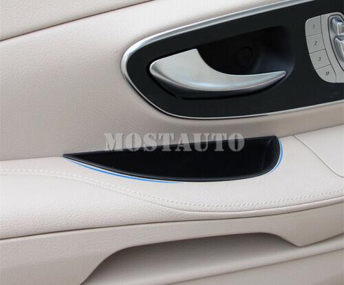For Benz V-Class W447 Inner Side Door Storage Box Holder 2pcs 2014-2019