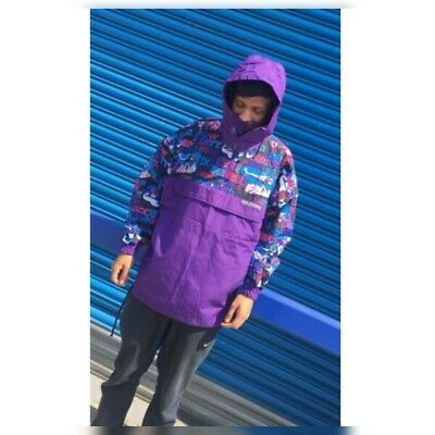 Ellis Brigham Jacket purple Retro 90s vintage coat festival ski winter 29:13