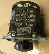 Variac Superior Type 216 1066 Powerstat 22amp Pri 253v Varaiable Transformer