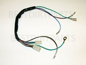 details about 125cc wiring harness lifan engine chinese pit dirt bike