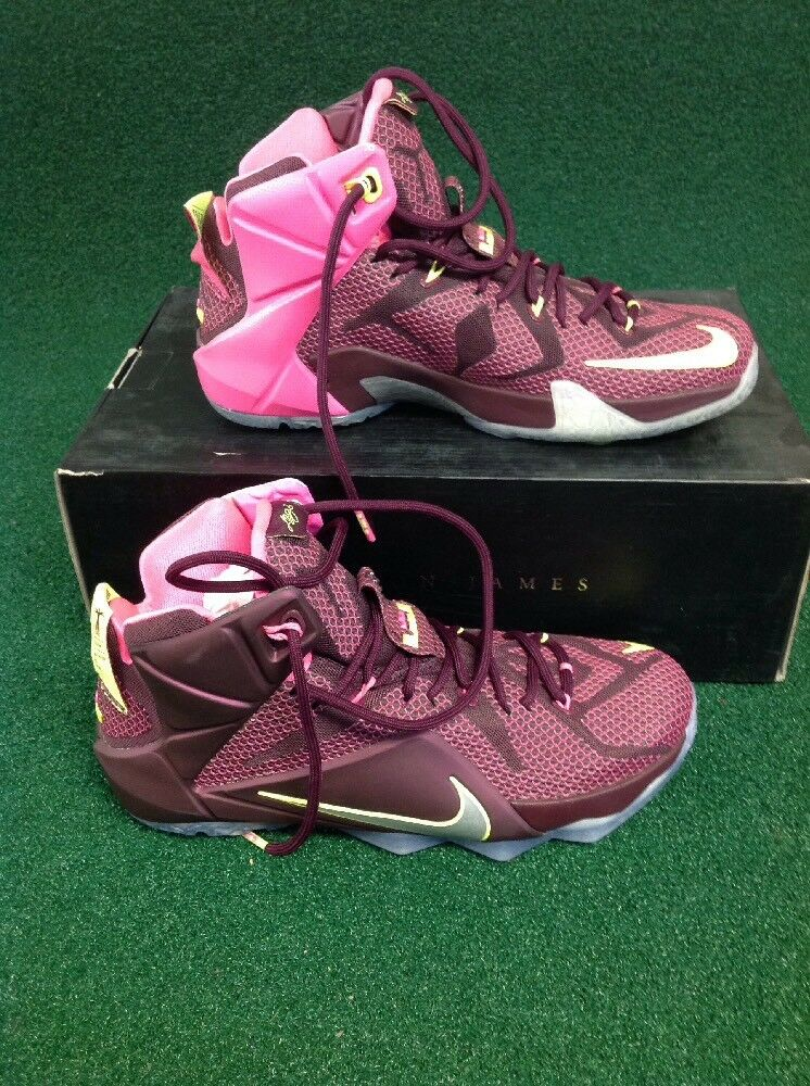Nike lebron xii uomini sz basket scarpa