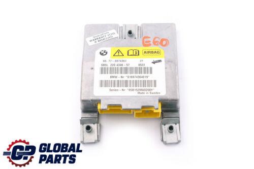 BMW 5 6 er E60 E61 E63 Sensor B-Säule Links 6974364