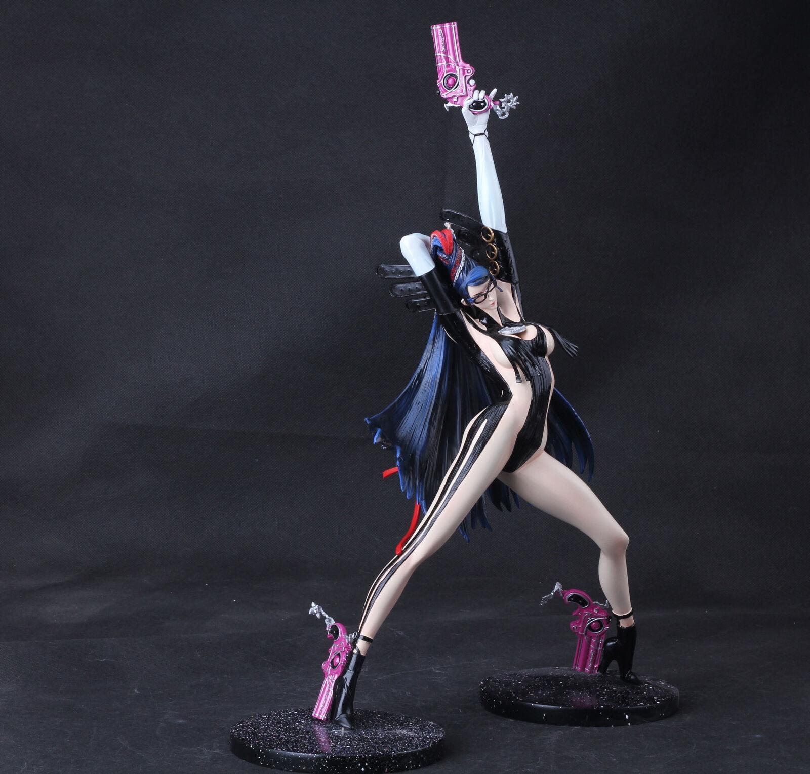 10.6  Bayonetta Figure 1:6 Decoration Statue Anime GK Model Game Unique