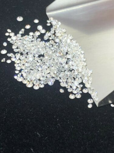 0.80MM-2MM 100/%NATURAL ROUND DIAMONDS LOOSE GEMSTONE F-G-H COLOR I1-I2 CLARITY