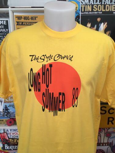The Style Council Long Hot Summer T Shirt