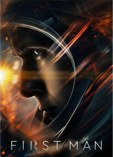 First Man Dvd Jan 2019 Neil Armstrong Apollo 11 Ryan Gosling For Sale Online Ebay