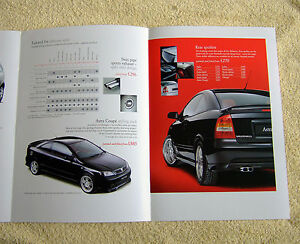 Vauxhall-Irmscher-Styling-offers-2001-inc-Corsa-C-Astra-Coupe-Bodykits-alloys
