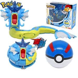 Pokemon-Monstruo-Gyarados-leviator-garado-Poke-Ball-transformacion-de-figuras-de-accion