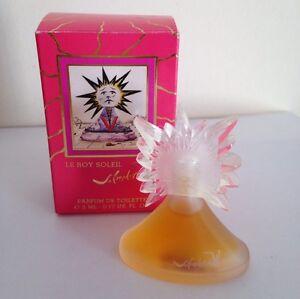 Vintage-LE-ROY-SOLEIL-Salvador-Dali-5ml-Parfum-de-Toilette-miniature-Rare