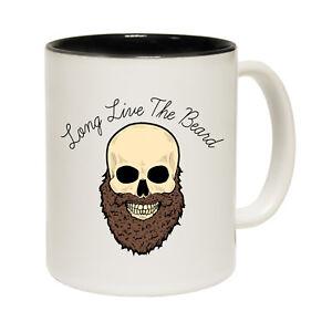 Funny-Mugs-Long-Live-The-Beard-Moustache-Grooming-Men-Manly-NOVELTY-MUG