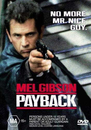 1 of 1 - Payback - DVD ss Region 4