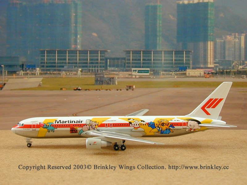 B-767-300er martinair (ph-mcl) 400