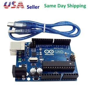 uno r3 development board mega328p atmega16u2 for arduino compatible rh ebay com