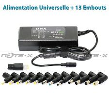 CHARGEUR UNIVERSEL ALIMENTATION PC PORTABLE 90W pour Acer Dell HP/Compaq Toshiba