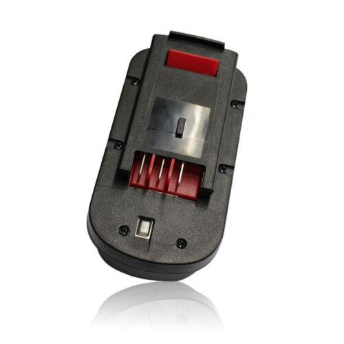 AKKU für Black/&Decker 18V 3000mAh Ni-MH ersetzt 244760-00 A1718 A18