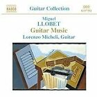 Miguel Llobet - : Guitar Music (2004)