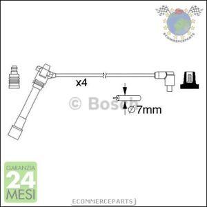 #57181 KIT CAVI CANDELE Bosch FIAT PUNTO Benzina 1999>P