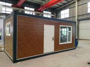 Container Office 20ft Mobile House Container House Tiny House Turn